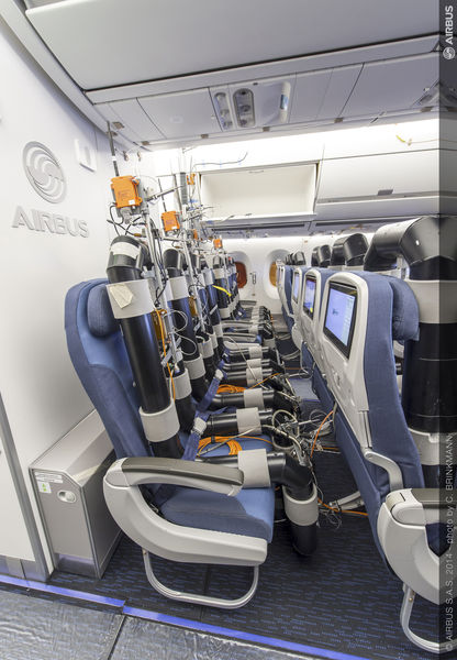 A350 Interior Pictures Airliners Net